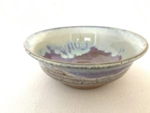 Jim Sheffler handmade pottery bowl