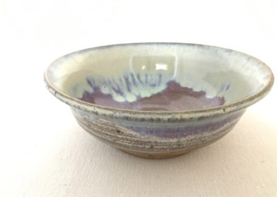 Jim Sheffler handmade pottery bowl 532