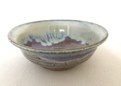 Jim Sheffler handmade pottery bowl 533