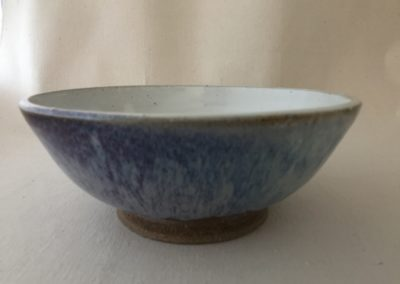 Jim Sheffler handmade pottery bowl 558