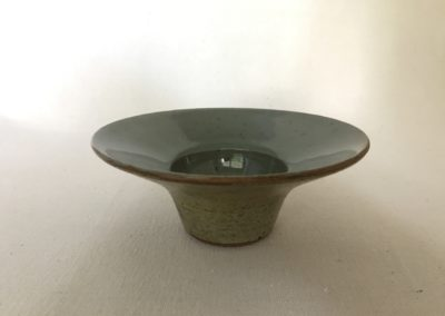 Jim Sheffler handmade pottery bowl515